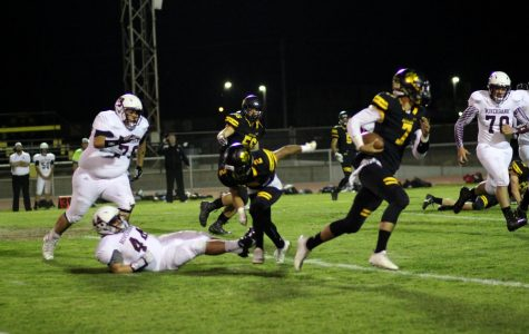 Beltran returns kick in Huskies' rout, issues warning to TVL: 'We're coming for you'