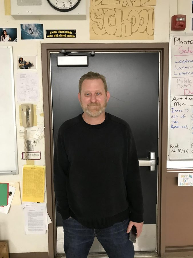 Husky in the Hot Seat - Mr. Bland