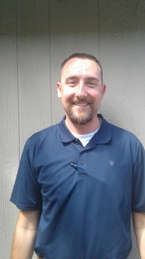 Mr. Baker Joins HHS Ag Department