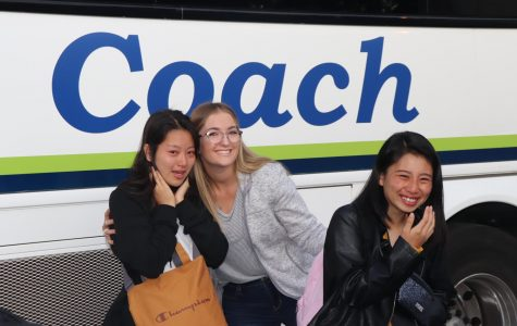 Japanese Student Exchange A Success