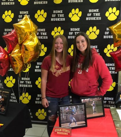 National Signing Day Hits Hughson High