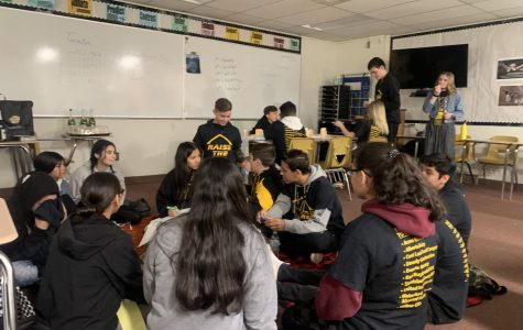 Raise The Woof – Freshmen Conference