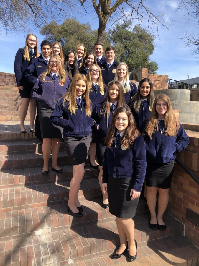 FFA Attends Made For Excellence And Advanced Leadership Conferences