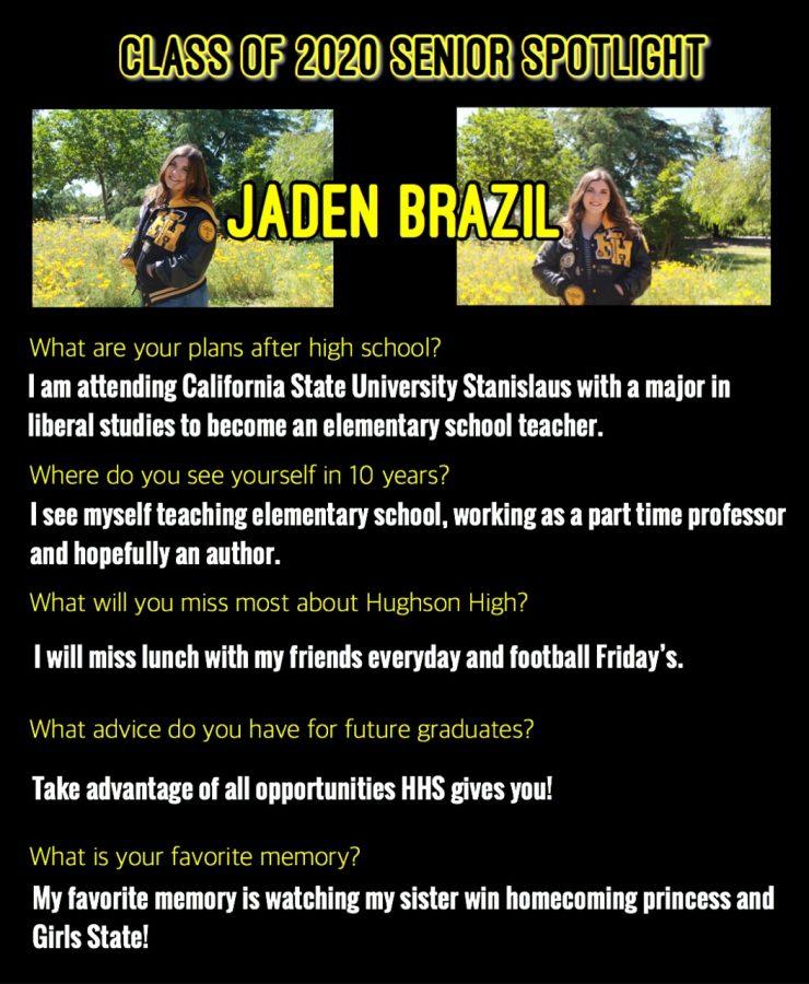 Jaden Brazil