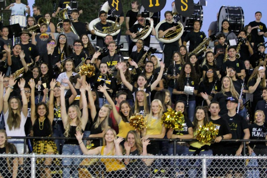 File photo provided by Hughson High School Yearbook staff.