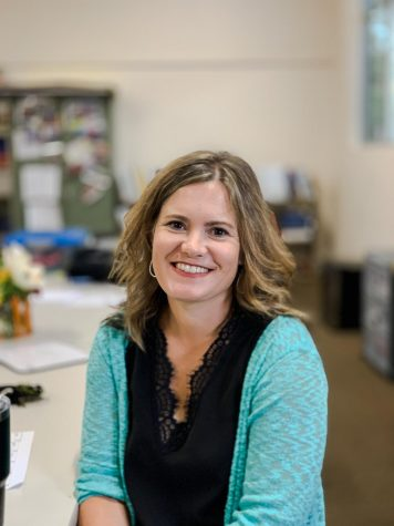 Kaci Brazil teaches history, psychology, and Life of a Husky at Hughson High School.