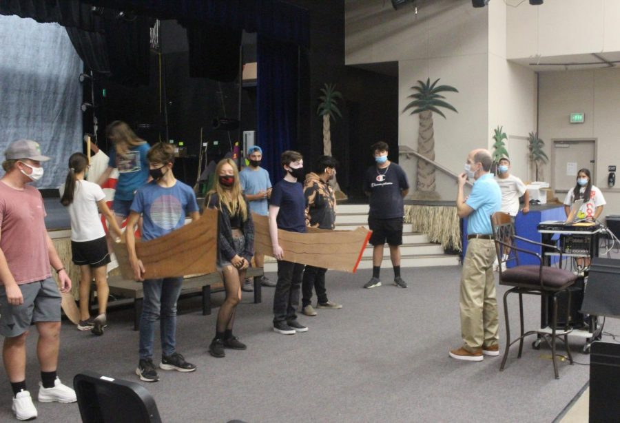 HHS Drama Classes Return to the Stage