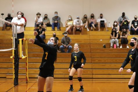 Hughson Lady Huskies Gets Major Support From Students